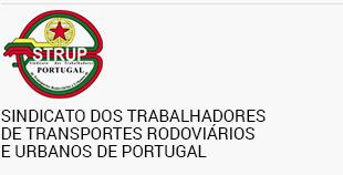 STRUP - Sindicato dos trabalhadores de transportes rodoviários e urbanos de Portugal