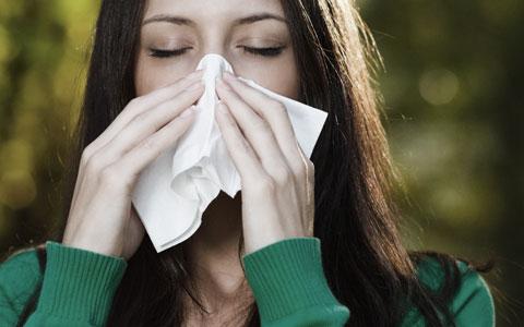 Distinga a constipação da gripe, da rinite alérgica e da sinusite!